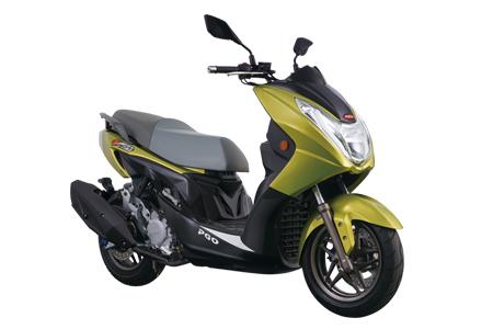 TIGRA 200 / 摩特動力工業股份有限公司