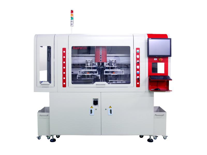 全自動(在線式)上集塵PCB分板設備 / 和椿科技股份有限公司