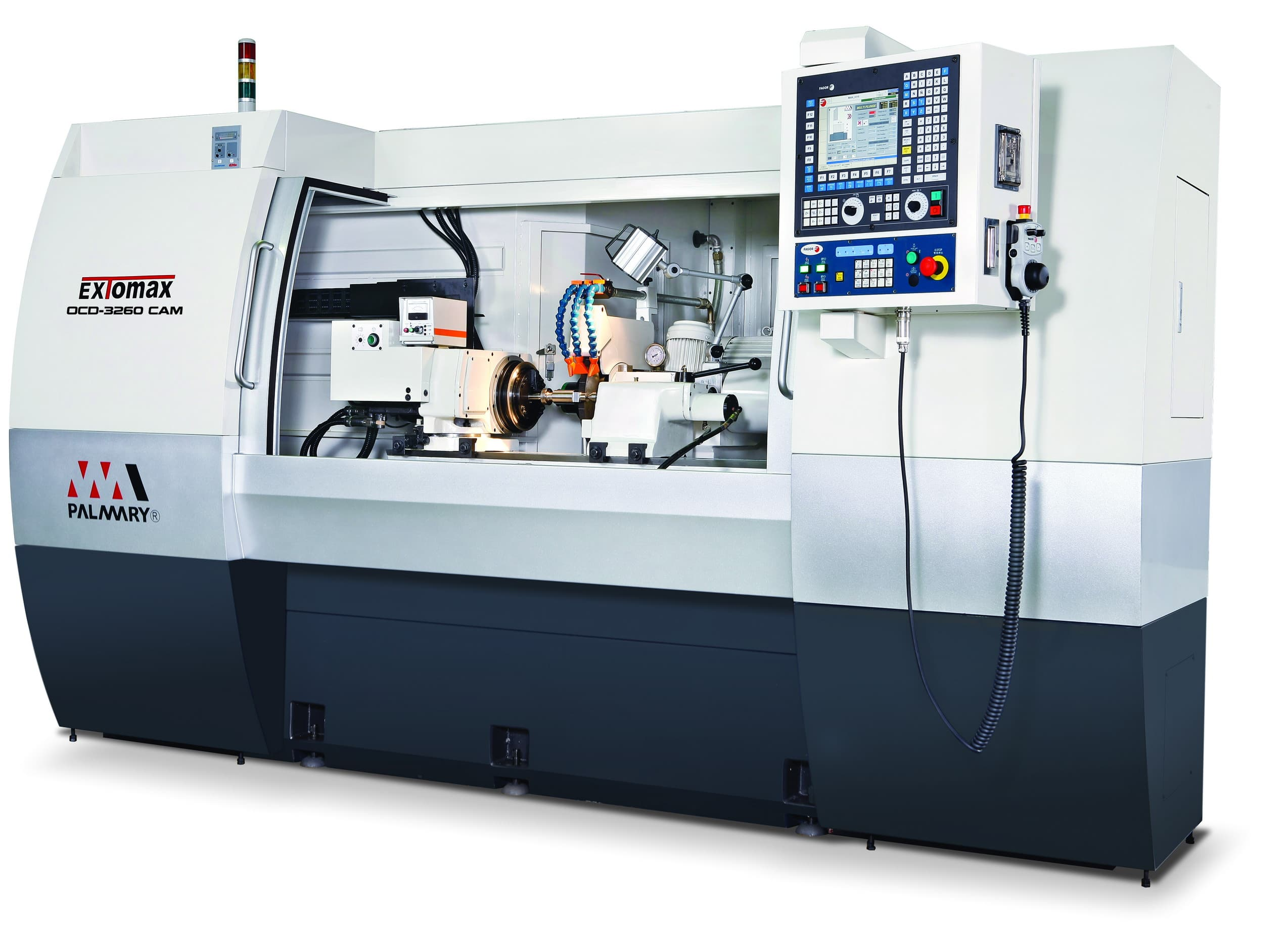 CNC CYLINDRICAL GRINDDER CAM TYPE / Palmary Machinery Co., Ltd.