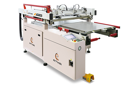 Twin Table PCB Wet-film Screen Printer -ATMA CHAMP ENT. CORP.