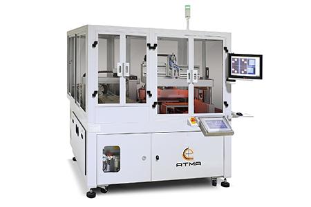CCD手機蓋板玻璃網印機(托盤式) / 東遠精技工業股份有限公司