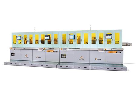 全自動電路板雙面文字噴印(雙工位) / 東遠精技工業股份有限公司