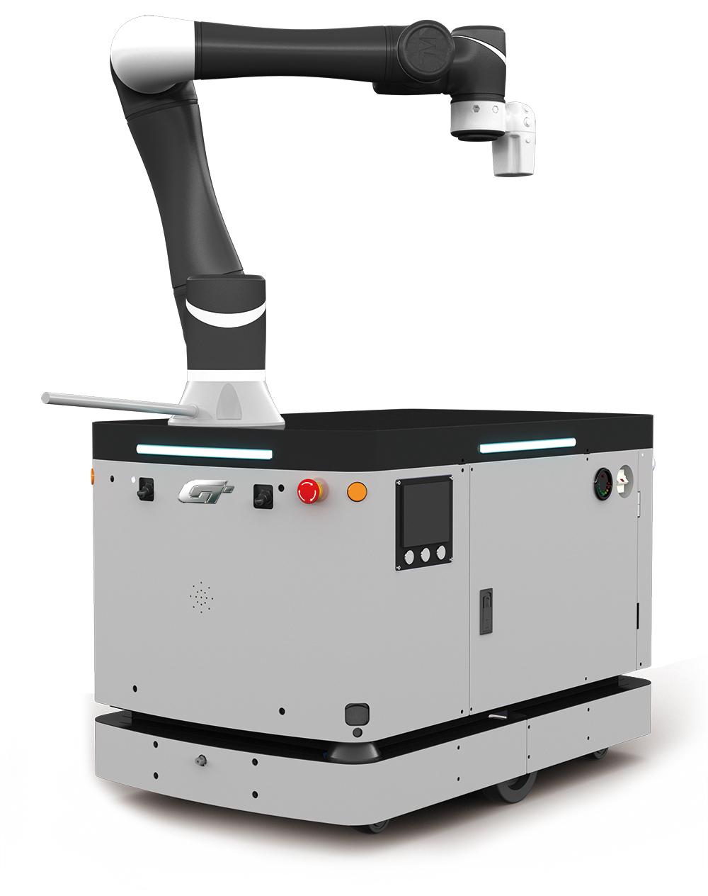 無軌導引式移動機器人系列-中華汽車工業股份有限公司