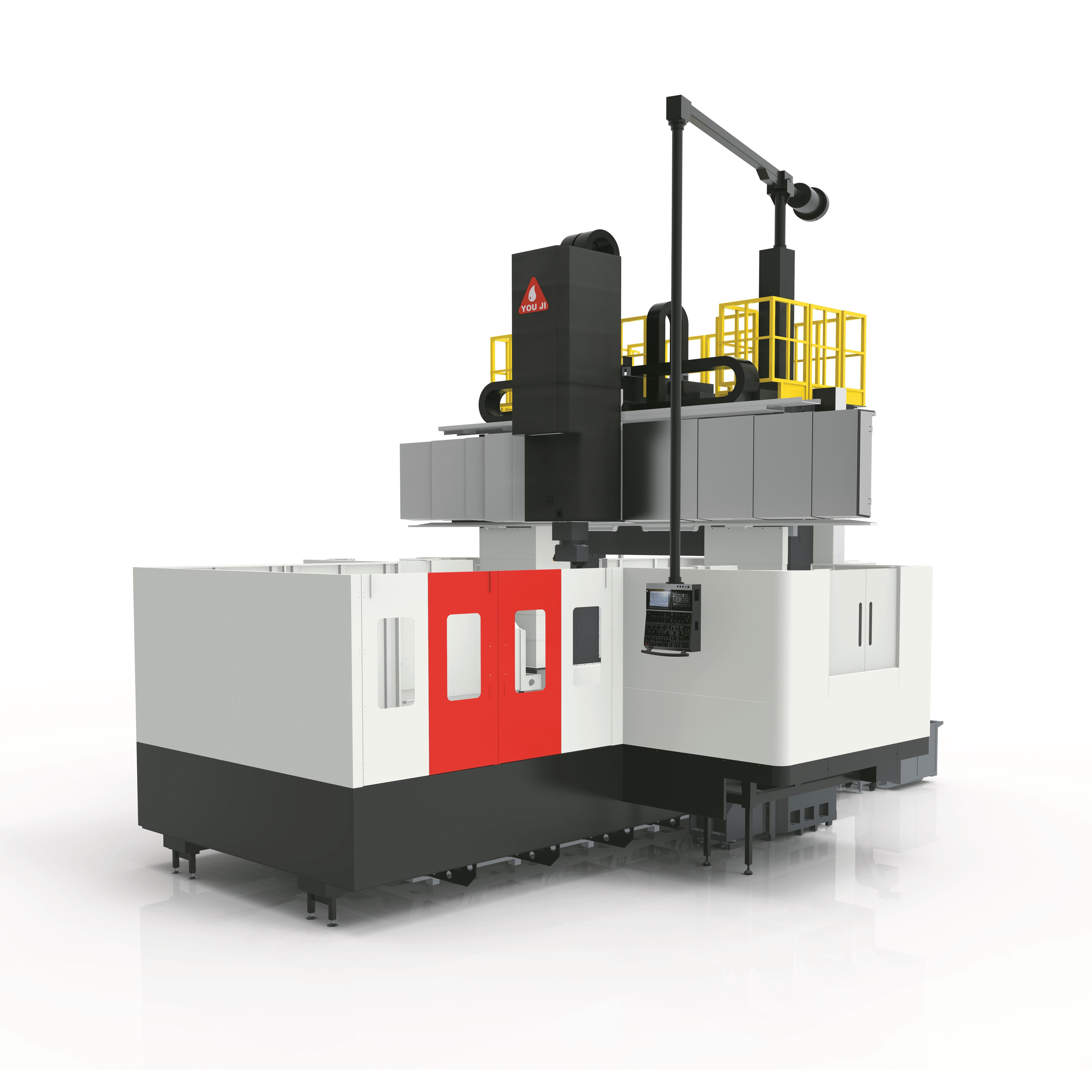 VTL+Y立式车铣复合加工机