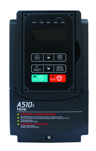 Enhanced Communicating Current Vector Control Drive / TECO ELECTRIC & MACHINERY CO., LTD.