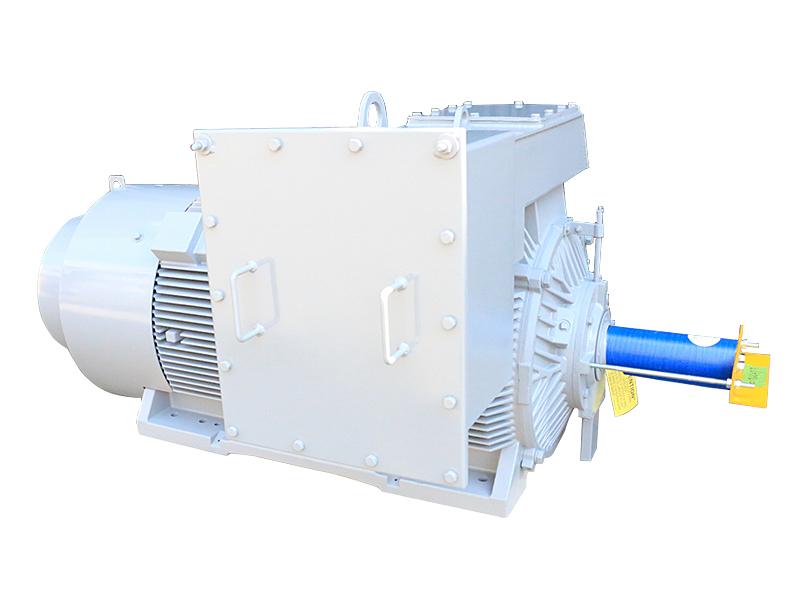 智慧監測超高功率密度馬達 / 東元電機股份有限公司