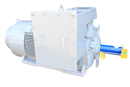 Intelligent Monitoring NEMA High Power Density Motor / TECO ELECTRIC & MACHINERY CO., LTD.