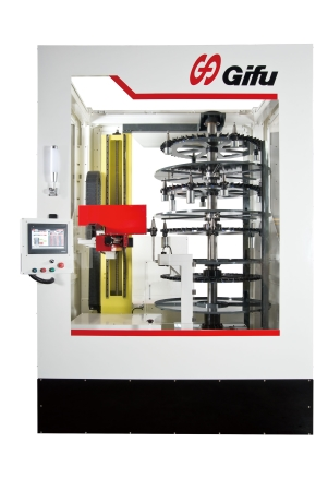 Intellectual multi-layer tool storage management system / GIFU ENTERPRISE CO., LTD.