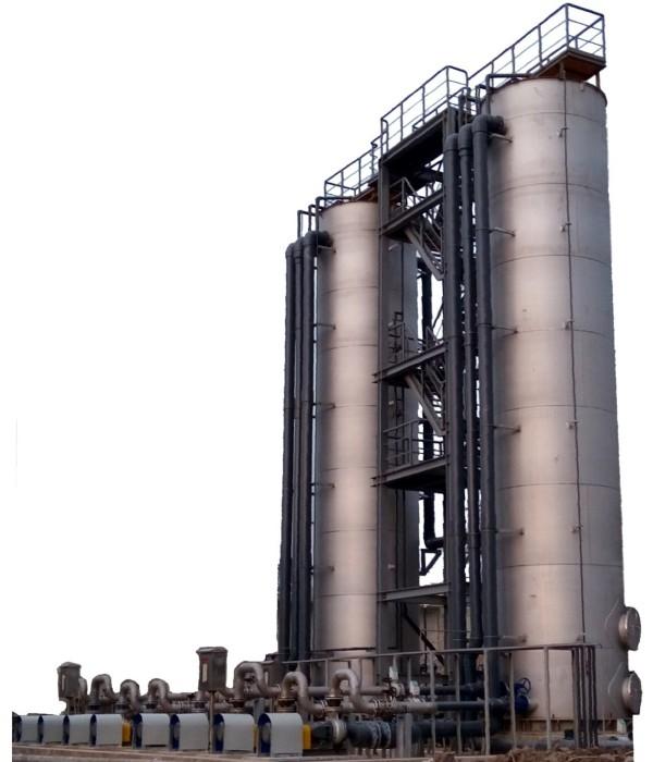 流體化床Fenton反應槽 / 萬年清環境工程股份有限公司