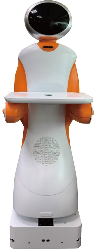 智慧送餐服務機器人