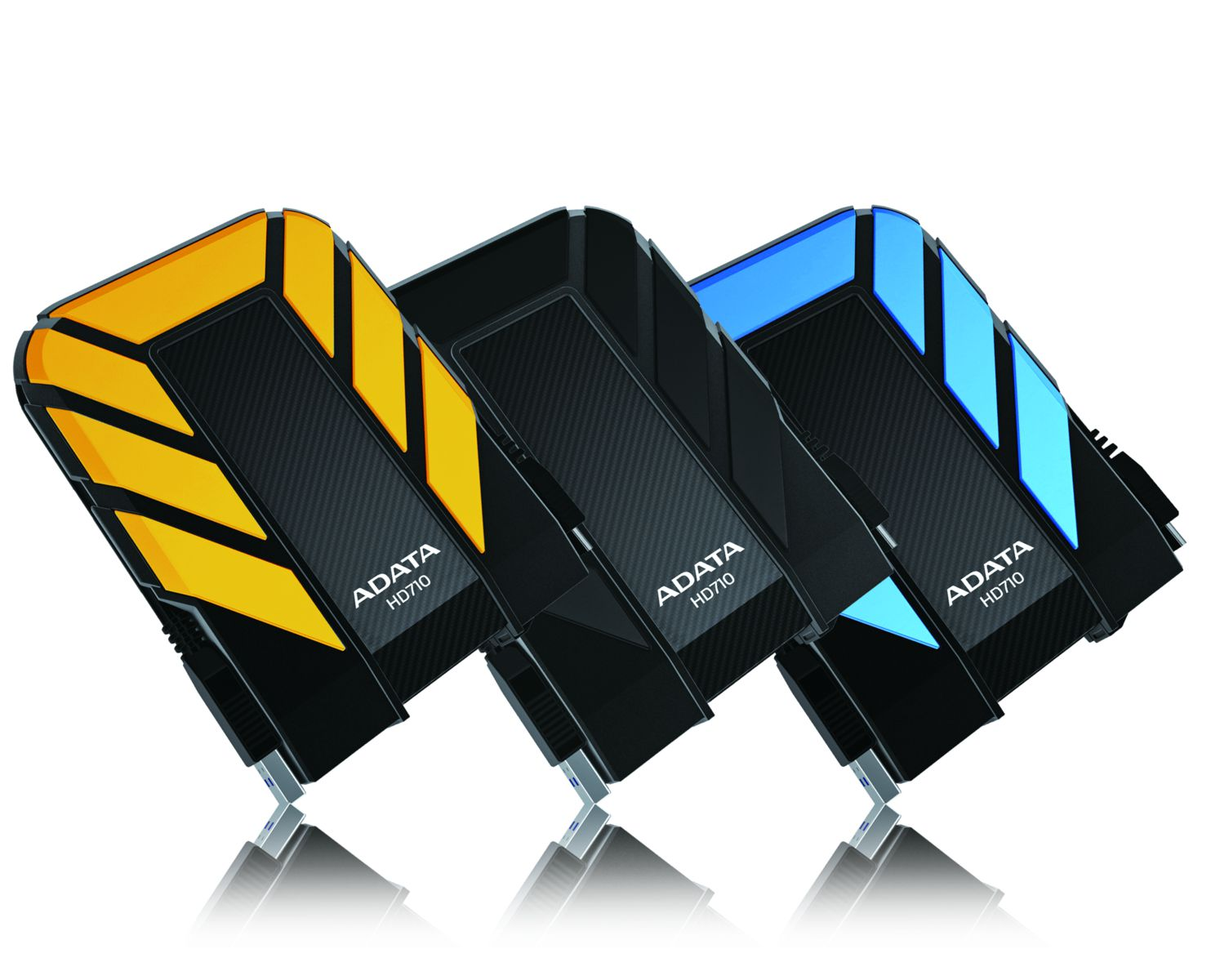 Waterproof/Dustproof/Shockproof External Hard Drive / ADATA Technology Co., Ltd.