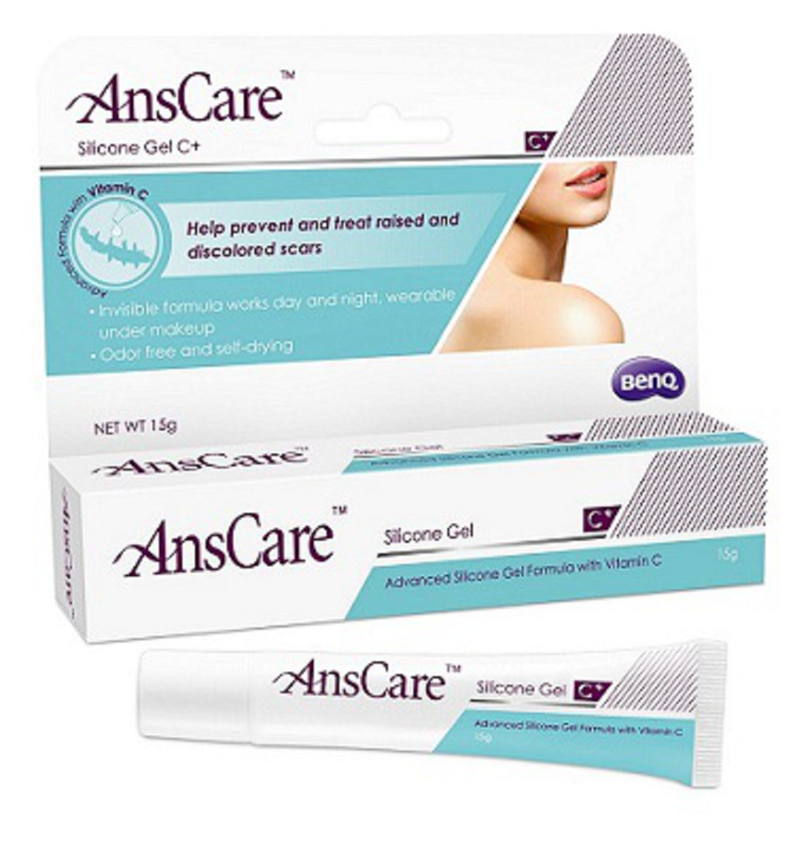 AnsCare Scar Reduction Silicone Gel C+ / BenQ Materials Corp.