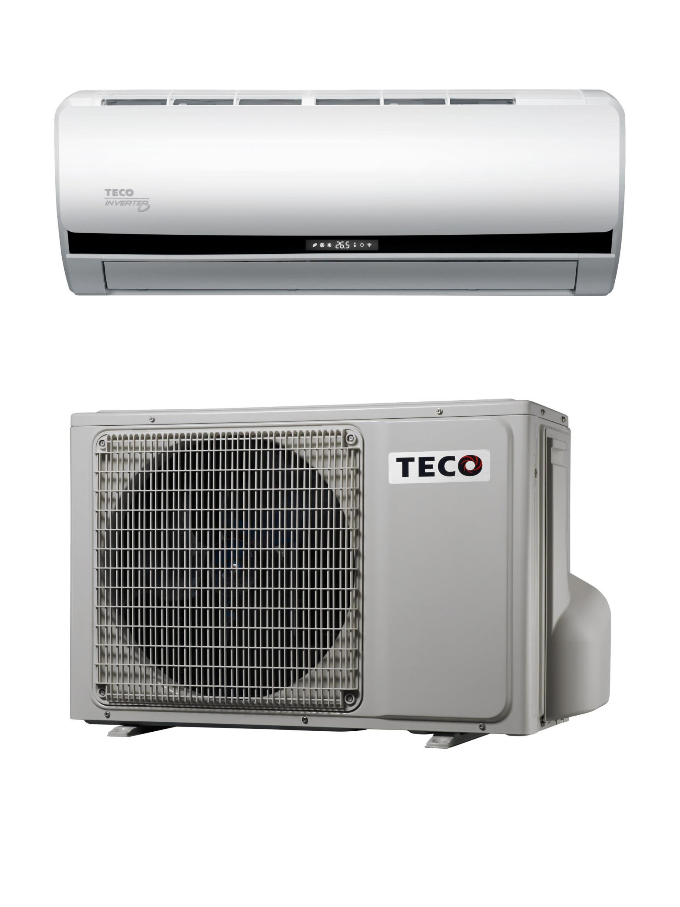Cloud networking smart and Emissions Reduction inverter air-conditioner