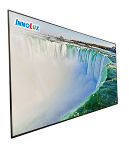"100"" Ultra High Resolution 16K8K LCD Module / Innolux Corporation"