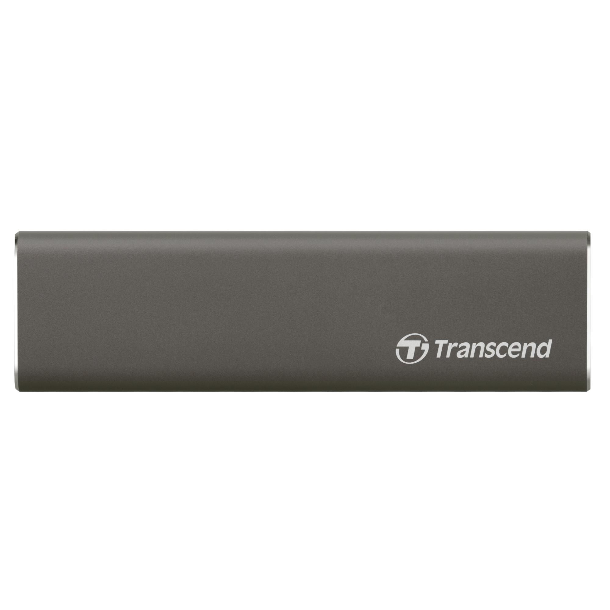 Mac專用行動儲存裝置-StoreJet® 600行動固態硬碟 / 創見資訊股份有限公司