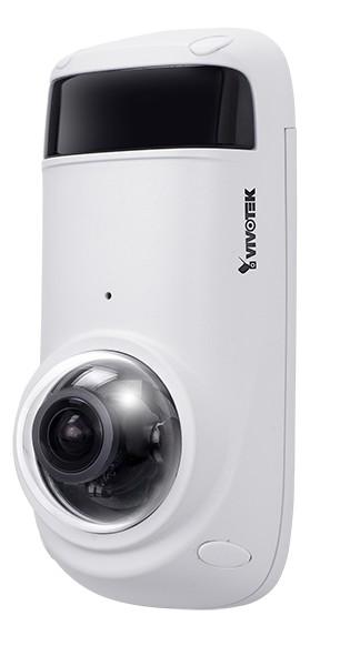 180度300萬畫素全景紅外線魚眼網路攝影機 / 晶睿通訊股份有限公司