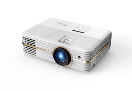 4K UHD智慧家庭劇院投影機 / 奧圖碼科技股份有限公司