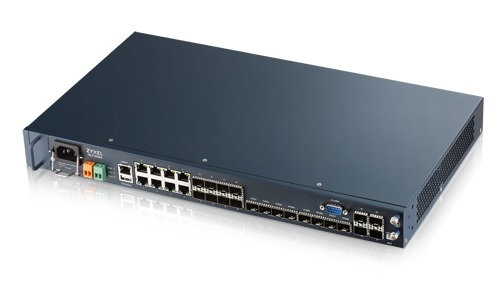 8-port GPON OLT / Zyxel Communications Corporation