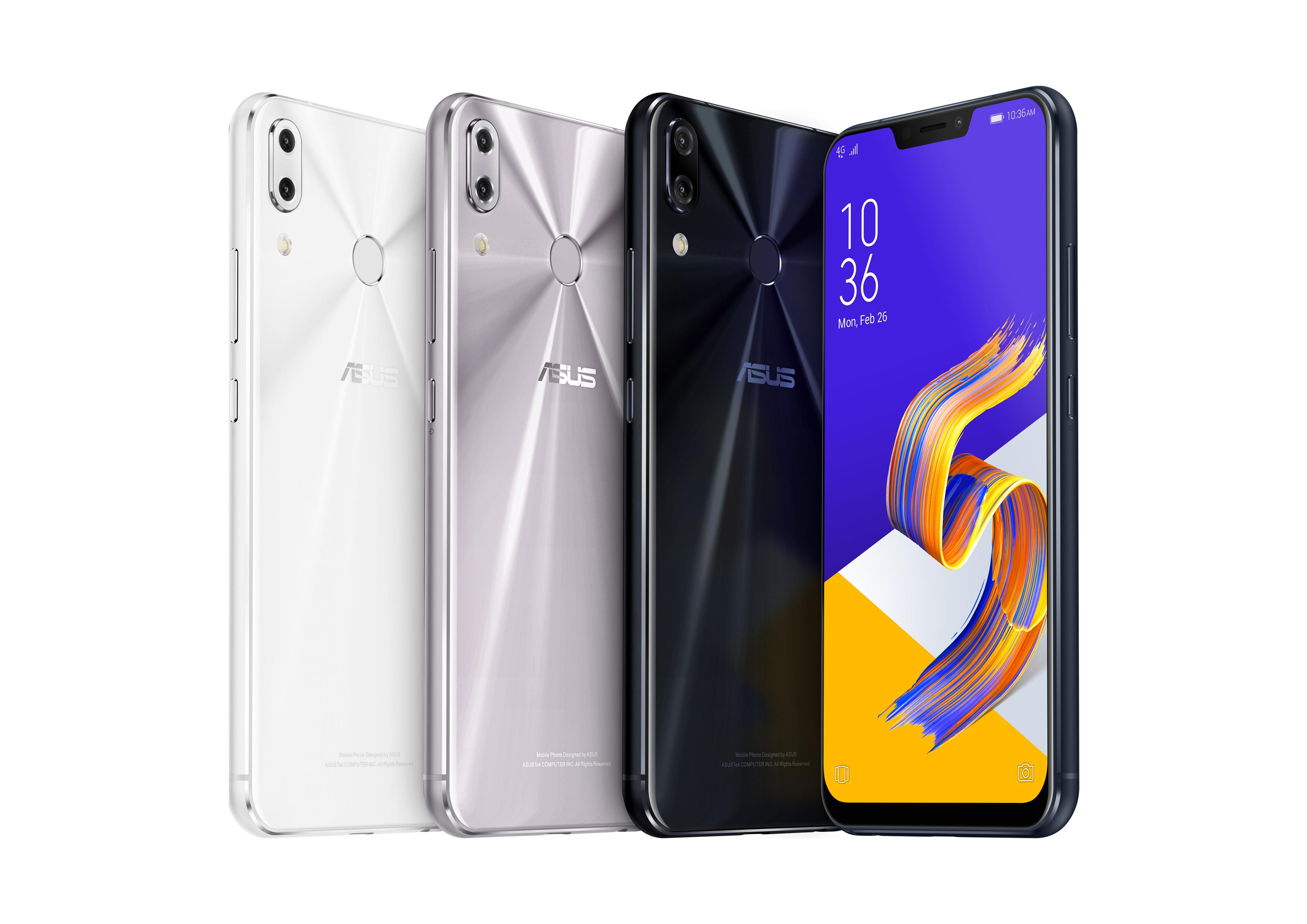 ASUS ZenFone 5  / ASUSTeK Computer Inc.