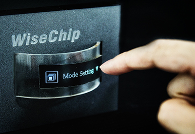 In-Cell Touch OLED Display /  WiseChip Semiconductor Inc.