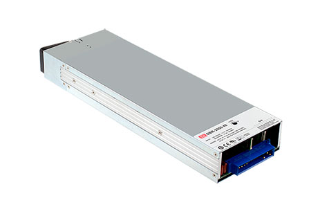 3200W Industrial-grade Digital Intelligent Battery Charger / MEAN WELL ENTERPRISES CO., LTD.