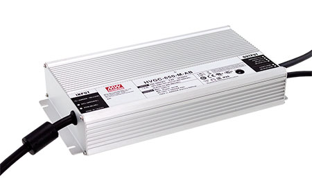 650W dimmable high wattage LED driver / MEAN WELL ENTERPRISES CO., LTD.