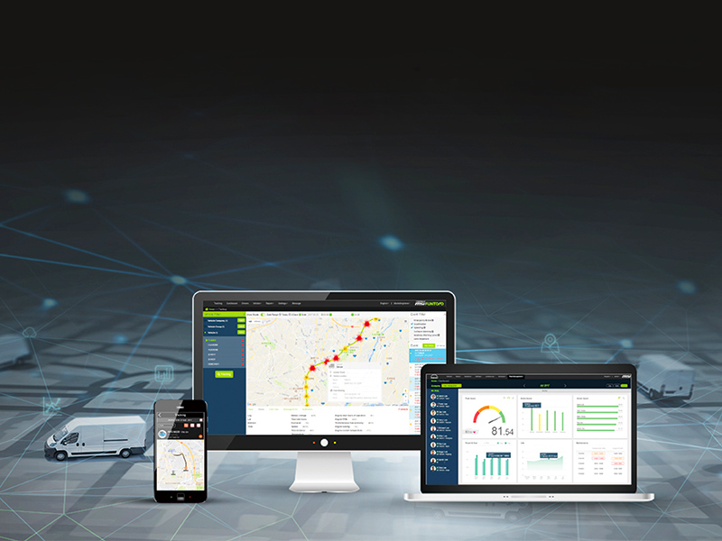 FUNTORO Fleet Management Cloud Platform