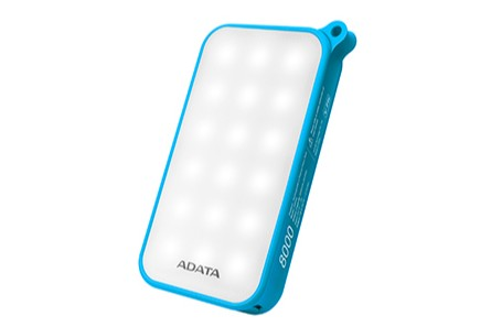 LED lightning Power Bank / ADATA Technology Co., Ltd.