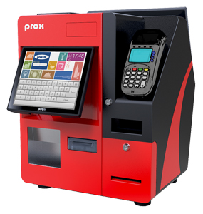 Semi-self service payment POS / Protech Systems Co., Ltd.