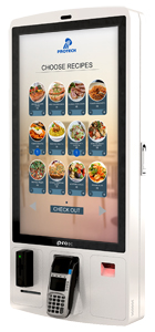 Self Ordering Kiosk / Protech Systems Co., Ltd.