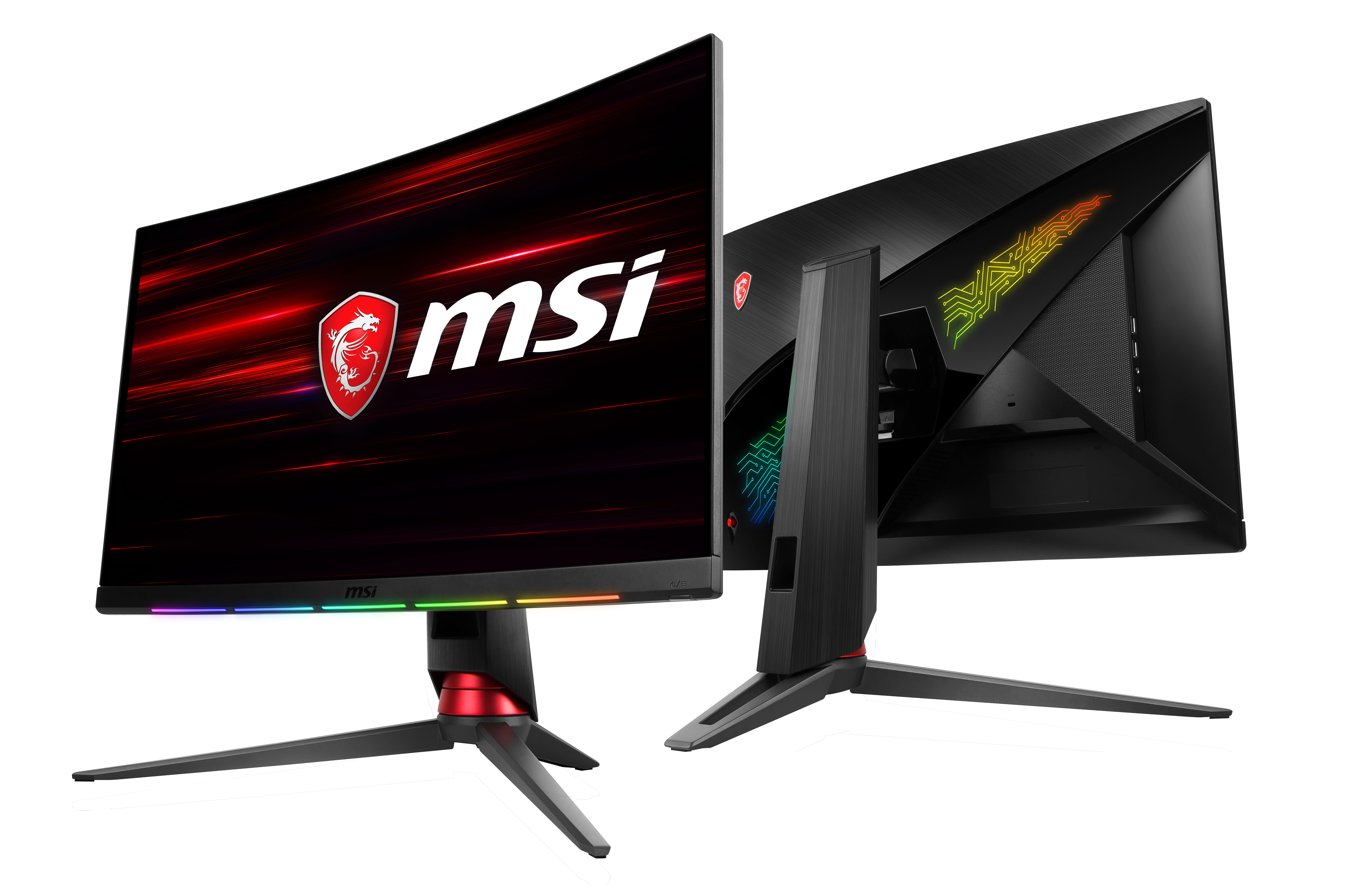 Optix MPG27 series Curved Gaming Monitor