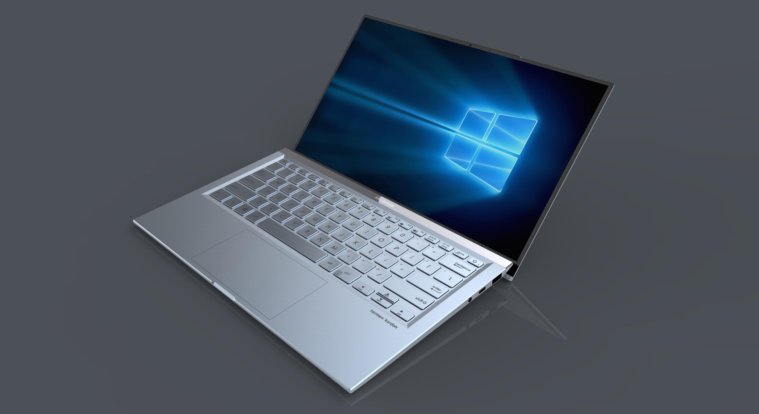 ノートPC ZenBook S13