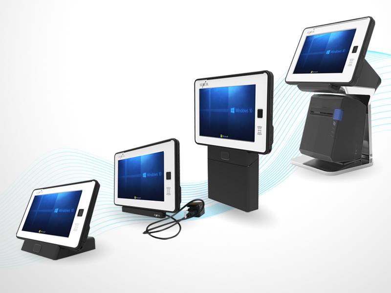 智慧觸控端點銷售系統