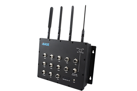 戶外型軌道專用IP67防水抗震無風扇控制系統 / 廣積科技股份有限公司