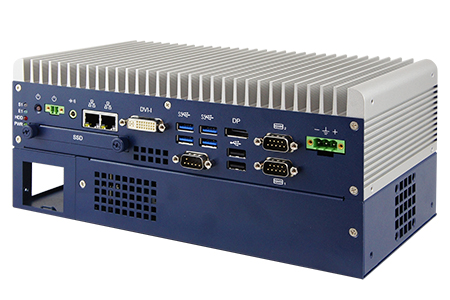 自動化運動控制專用無風扇嵌入式系統 / 廣積科技股份有限公司