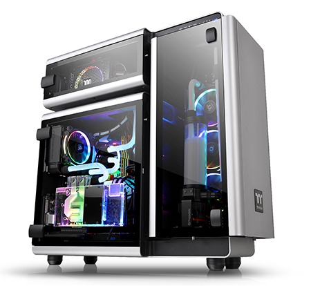 Level 20 Tempered Glass Edition Full Tower Chassis / Thermaltake Technology Co., Ltd.