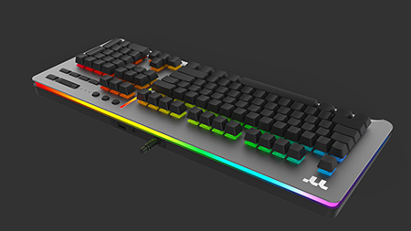 Level 20 Gaming Keyboard / Thermaltake Technology Co., Ltd.