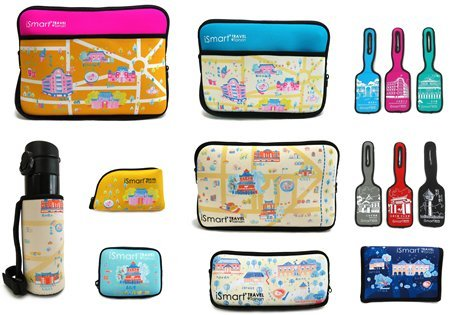 Wen Ben Industrial Co., Ltd.-Tainan City Culture Travel Accessories Collection
