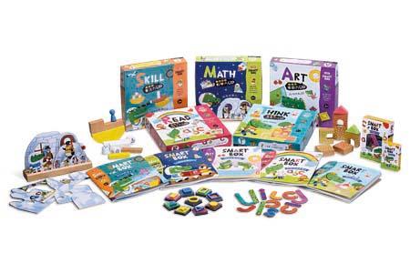 SMART BOX益智遊戲盒 / 康軒文教事業股份有限公司