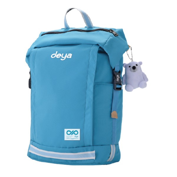Ocean recycling roll function backpack