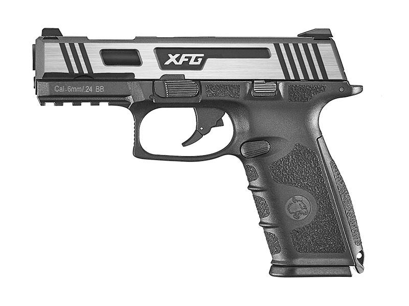 XFG瓦斯後座力手槍 / 一芝軒企業有限公司