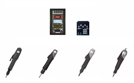 工業用智慧型計數控制器系統及扭力計算型電動起子系列 / 奇力速工業股份有限公司