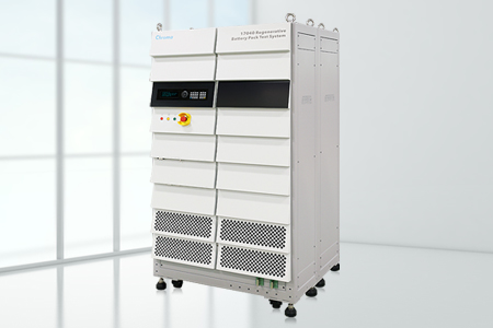 Regenerative Battery Pack Test System Model / Chroma ATE INC.