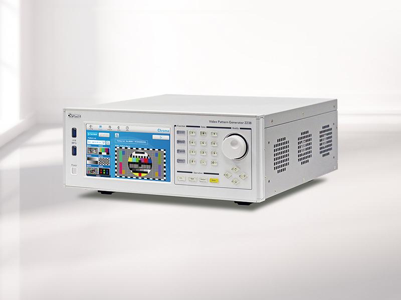 視頻信號圖形產生器 / 致茂電子股份有限公司