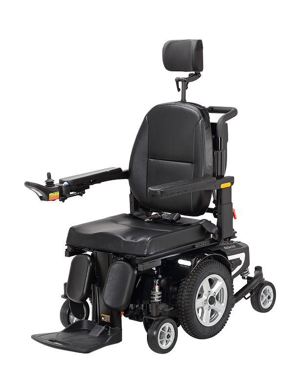 MERITS HEALTH PRODUCTS CO., LTD.-Compact Multi-Function Rehab Power Wheelchair