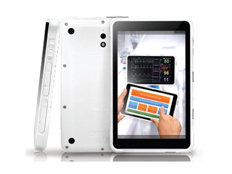 8吋醫療行動平板 / 醫揚科技股份有限公司