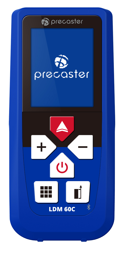 LDM60C手持雷射測距儀-仲陽企業有限公司