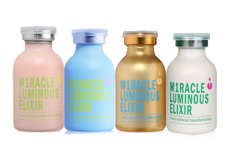 M1racle Luminous Elixir / SHAAN HONQ INT'L COSMETIC CORP.