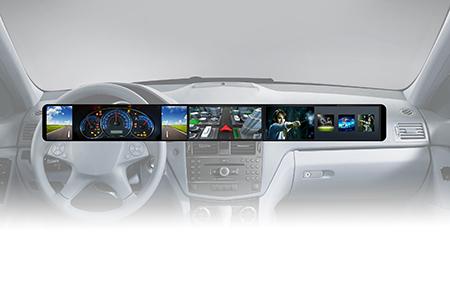 車用52吋全屏組合顯示器-中華映管股份有限公司