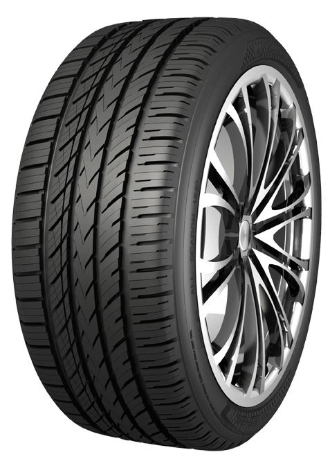 高性能轎車胎 / 南港輪胎股份有限公司